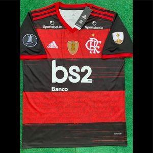 2020 Club Regatas Flamengo soccer jersey Adidas